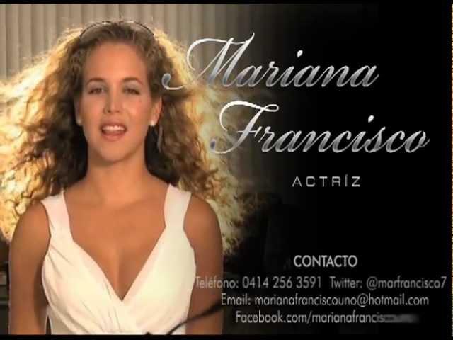 Mariana Francisco Demo