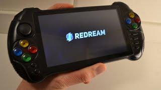 Sega Dreamcast Portable... Budget Handheld !!