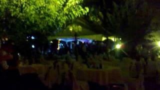 bailando con la banda en santa isabel chihuahua