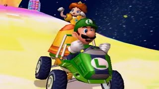 Mario Kart: Double Dash!! - 150cc All Cup Tour (Daisy & Luigi)
