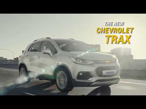 The New Chevrolet Trax
