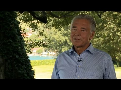 Nestlé's Peter Brabeck: Water is a Human Right