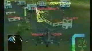 Gaming4Hackers- Eagle One- Harrier Attack  - ePSXe Emulator Playstation - (Intro).avi
