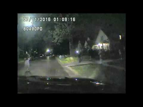 Decatur IL White Cop Shoots Black Man, July 11th, 2016