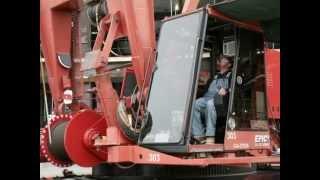 Mr. Crane Great Video working for Herrick Slide Show & Photo's by John Anderson Sr.