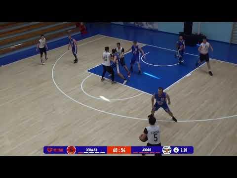 НБА 10.04.2021. 1/2 9-12 М ПЛЕЙ-ОФФ ЗОНА-51 - АЗОФТ