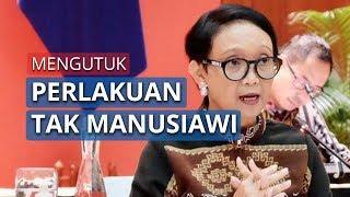 Download Pernyataan Menlu Terkait ABK Indonesia di Kapal China, Retno: Kita Mengutuk Perlakuan Tak Manusiawi