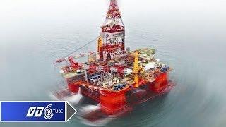Có dầu tại khu vực giàn khoan Hải Dương 981?   VTC