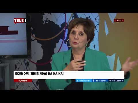 Forum - Ayşenur Arslan (4 Ekim 2017) | Tele1 TV
