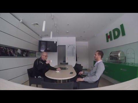 Thomas Schaaf (Hannover 96) im Interview