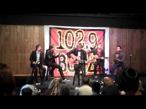 SwitchfootMess of Me Buzz Session @ 1029 The Buzz