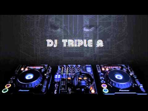 DJ Triple A - Put Your Fucking Hands Up - (Avicii & lil jon)
