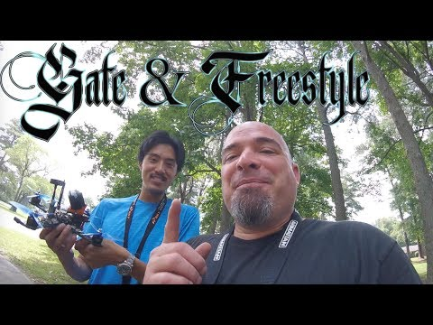 Gate & Freestyle