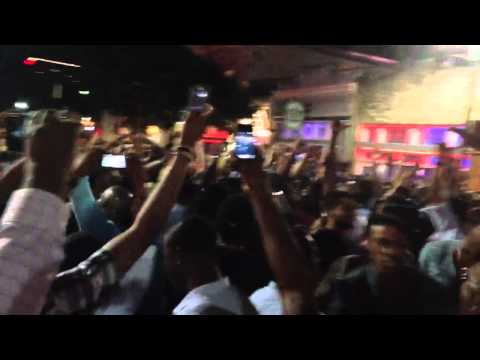 A Phi A 6th Street Chant Take-Over