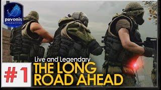 XCOM 2 Long War: Live and Legendary #1 - THE LONG ROAD AHEAD