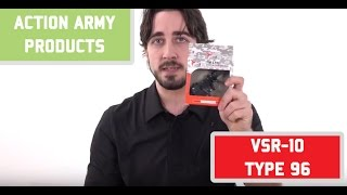Action Army Airsoft Parts - VSR, Type 96