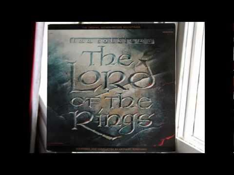 The Lord Of The Ring 1978 Soundtrack (10) -  Frodo Disappears