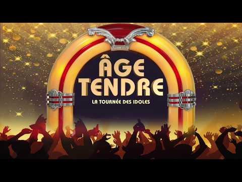 AGE TENDRE LA TOURNEE DES IDOLES 2018 - TEASER 1