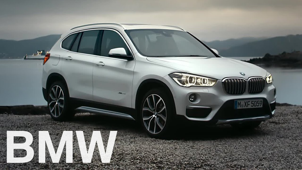 The allnew BMW X1 Official launchfilm  YouTube