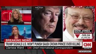 Baixar Ward Says Trump Is Saying U.S. Doesn't Care About Khashoggi Murder