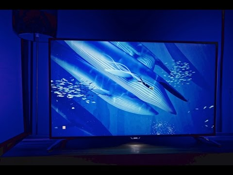 Test Philips PUS6501 UHD HDR Ambilight TV vs. TCL S7906 UHD LED LCD