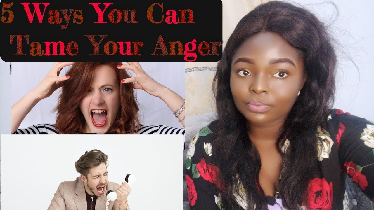 Download 5 ways to control your anger/ Anger management