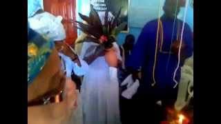 Trinidad Spiritual Baptist Shouting