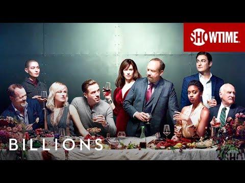Season 3 Photoshoot Vibes w/ Cast | Billions | Damian Lewis & Paul Giamatti SHOWTIME Series