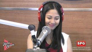 Nakatikim ako ng masarap at malaking ipinagbabawal na monster ni bes - Happy Hour with Maria Morena