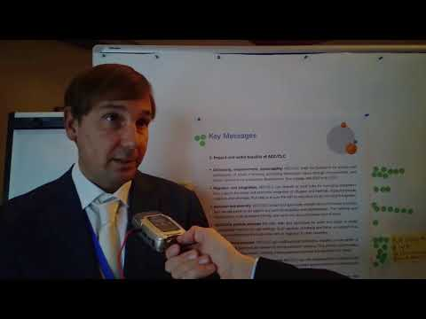 Adult Education and Development Conference, Tbilisi, October 2017  Interview with Christoph Jost