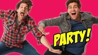 SMOSH 10 YEAR PARTY!