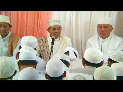 KH. Muhammad Bakhiet - Acara Haul Syeikh Ismail Nagara 2017