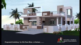 simple house elevation designs
