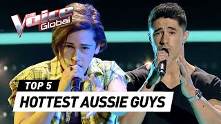 Download lagu The most HANDSOME guys on The Voice Australia 😍❤️