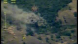 Sri Lankan Air force Jets raid LTTE Terrorists ammo and arms storage, Udayarkattukulama,Mullaittivu- 17.09.2008 ත්රස්කවාදීන්ගේ අවි සහ උණ්ඩ ගබඩාවකට ගුවන් ප්රහාර
