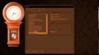 clockx برنامج لأجمل ساعات على سطح المكتب