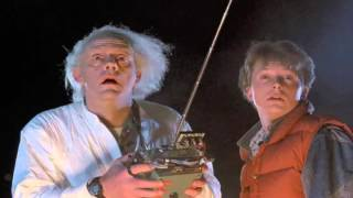 """Back to the Future"" Alarm Clock/Ringtone MP3"