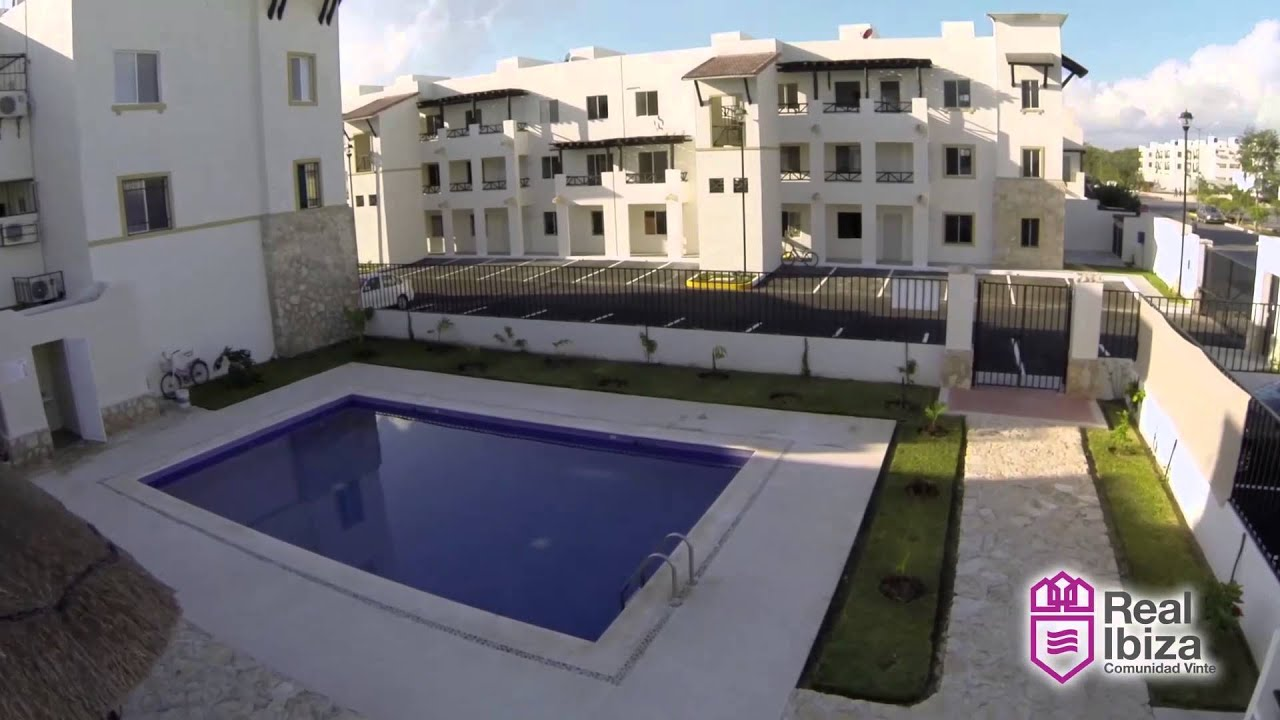 Promocional real ibiza playa del carmen youtube for Actual muebles playa del carmen