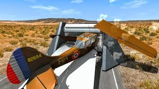 GIANT Crushing Rollers - BeamNG Drive