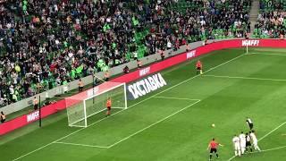 Краснодар - Крылья Советов. 1:0. Виктор Классон - гол паненкой с пенальти на 94-й минуте!