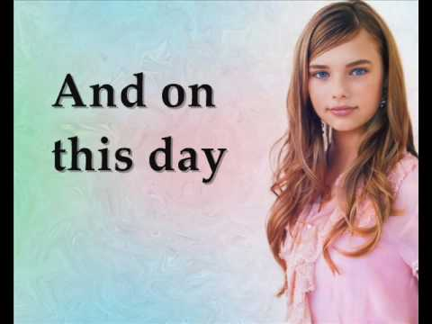 Indiana Evans - H2O song [lyrics]