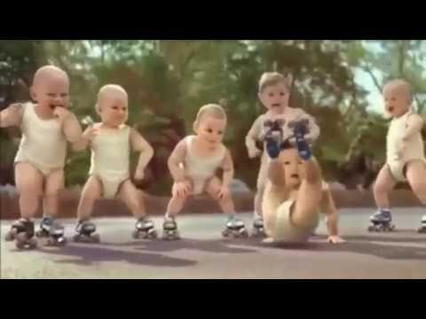 Champion Song   Dwayne DJ Bravo   Baby Dance Animation   West Indies