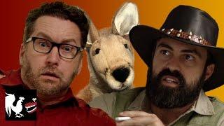 Kangaroo Attack! - RT Shorts