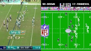 """The 8-bit Tecmo Super Bowl Version of the """"Miami Miracle"""" is EPIC!"""