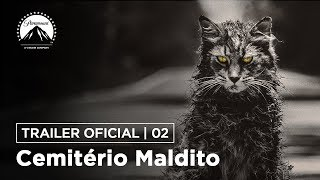 Cemitério Maldito | Trailer Oficial #2 | LEG | Paramount Pictures Brasil
