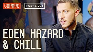 VAR, Diving & Beating England | Hazard & Chill