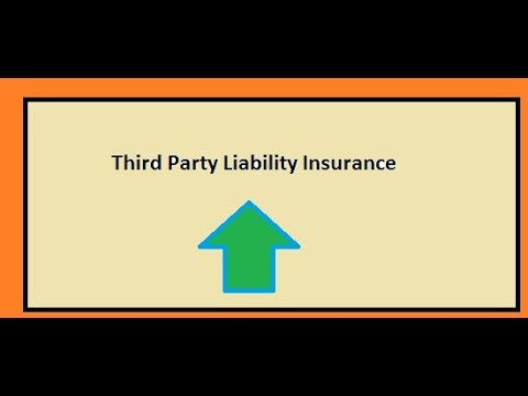what is third party liability insurance #insurance