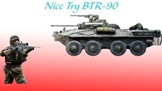 Battlefield 4: Nice Try BTR-90