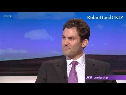John Rees Evans says we need to drain the swamp in UKIP