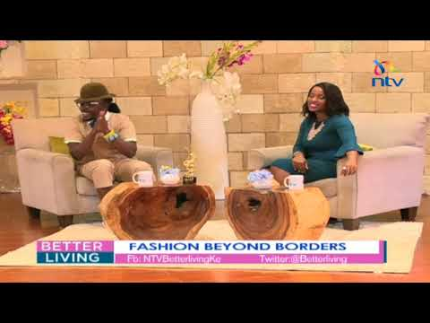 Eddie Kirindo reflects on his journey in the changing face of Kenyan fashion industry